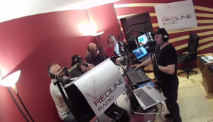 8 avril 2018, r2j en direct sur RedLine Radio