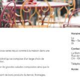"""21 juin 2017, Concert """"Chez Moi"""" à Lausanne – Annulé"""